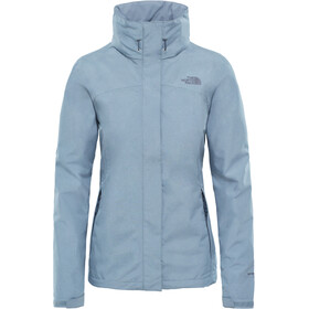 The North Face Sangro Jacket Dam mid grey heather